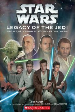 Star Wars The Clone Wars: Legacy of the Jedi