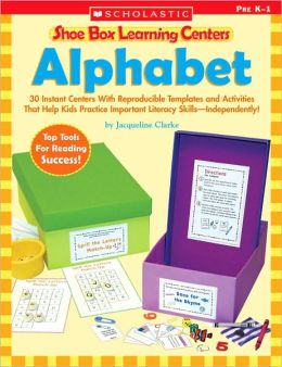 Shoe Box Learning Centers: Alphabet