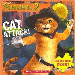 Shrek 2: Cat Attack!