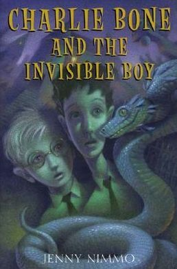 Charlie Bone and the Invisible Boy (Children of the Red King Series #3)
