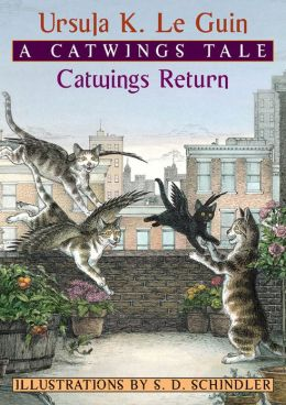 Catwings Return (Catwings Series #2)