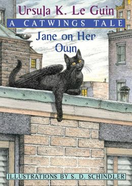 Jane on Her Own (Catwings Series #4)
