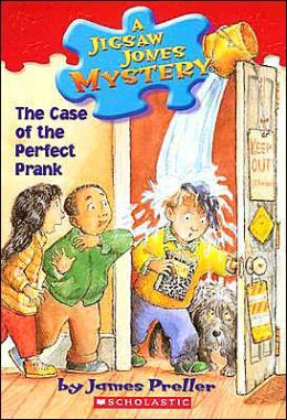 The Case of the Perfect Prank (Jigsaw Jones Series #23)