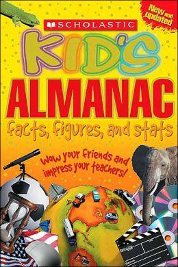 Scholastic Kids Almanac