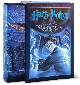 Harry Potter and the Order of the Phoenix (Harry Potter #5) Deluxe Edition