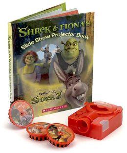 Shrek 2: Shrek & Fiona's Slide Show Projector Book