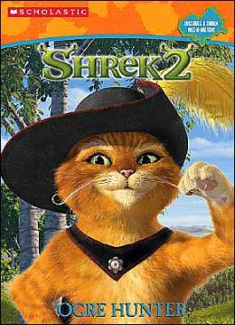 Shrek 2: Ogre Hunter (Story book with Mix-N-Match Game)