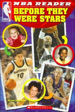 Before They Were Stars (NBA Reader Series)