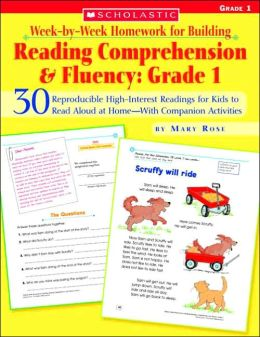 READING COMPREHENSION GR 1