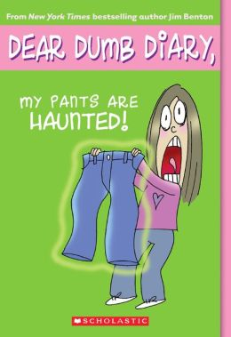 My Pants Are Haunted! (Dear Dumb Diary Series #2)