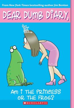 Am I the Princess or the Frog? (Dear Dumb Diary Series #3)