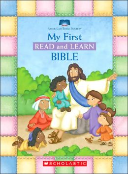 My First Read and Learn Bible