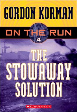 The Stowaway Solution (On the Run Series #4)
