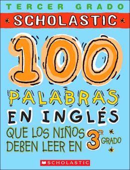 100 palabras en ingles: