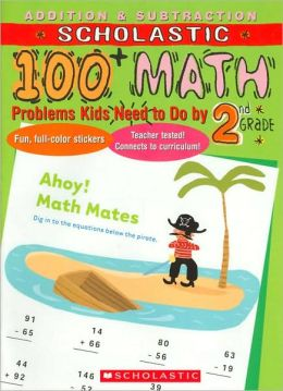 100+ Math, Addition and Subtraction, 2nd Grade