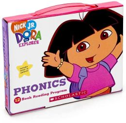 Dora the Explorer Phonics Box Set