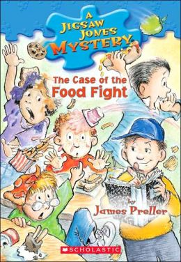 The Case of the Food Fight (Jigsaw Jones Series #28)