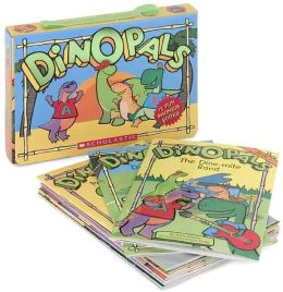 Dinopals: 12 Fun Phonics Books