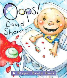 Oops!: A Diaper David Book