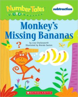 Monkey's Missing Bananas (Simple Subtraction)