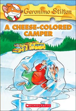 A Cheese-Colored Camper (Geronimo Stilton Series #16)