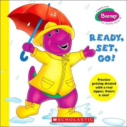 Ready, Set, Go!: Practice Getting Dressed (Barney Helping Hand Series)