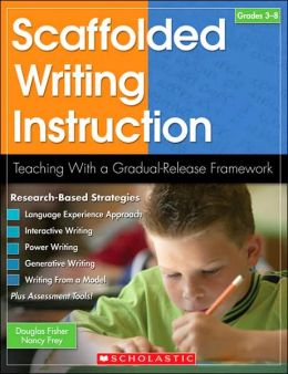 Scaffolded Writing Instruction: Teaching With a Gradual-Release Framework