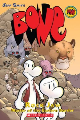 Bone #5: Rock Jaw: Master of the Eastern Border