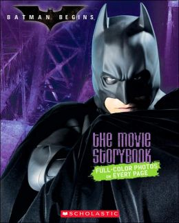 Batman Begins: Storybook