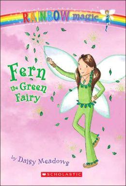 Fern the Green Fairy (Rainbow Magic Series #4)