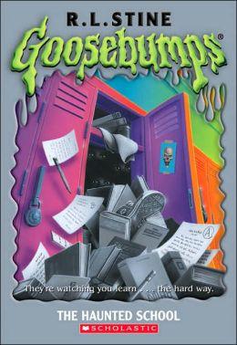 Haunted School (Goosebumps Series)