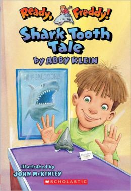 Shark Tooth Tale (Ready, Freddy! Series #9)