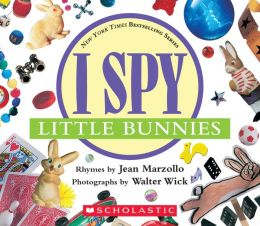 I Spy Little Bunnies (I Spy Series)