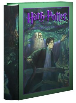 Harry Potter and the Half-Blood Prince (Harry Potter #6) Deluxe Edition