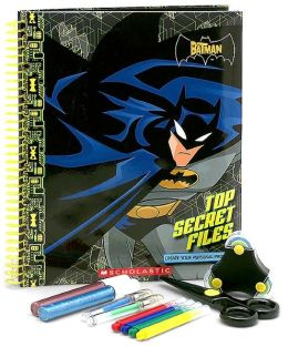 The Batman: Top Secret Files