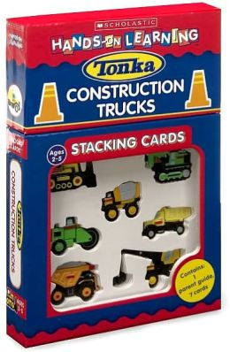 Tonka Trucks (Scholastic Hands-on Learning Series)