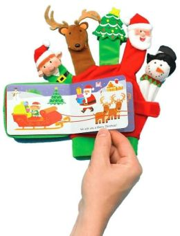Merry Christmas: A Hand-Puppet Board Book