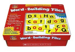 Literacy Manipulatives: Word-Building Tiles