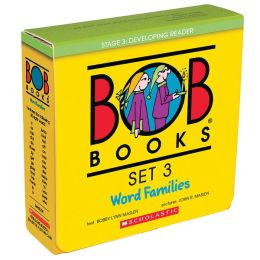 Bob Books Set #3: Word Families (Bob Books Series)