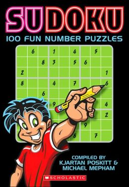 Sudoku: 100 Number Puzzles