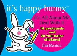 It's All About Me, Deal With It (It's Happy Bunny Series)