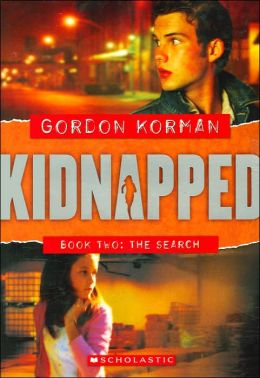 The Search Kidnapped Series 2 By Gordon Korman