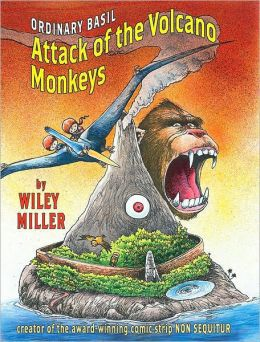 Attack of the Volcano Monkeys (Ordinary Basil Series)