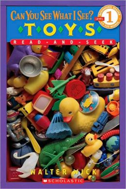 Toys: Read-and-Seek Reader