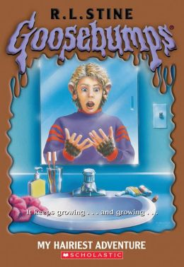 My Hairiest Adventure (Goosebumps Series)