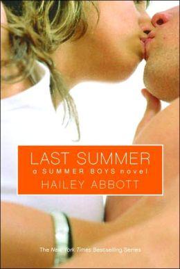 Last Summer (Summer Boys Series #4)