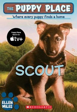 Scout (The Puppy Place Series)
