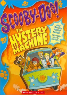 The Mystery Machine (Scooby-Doo! Series)