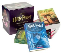 Harry Potter Paperback Boxed Set, Books 1-6