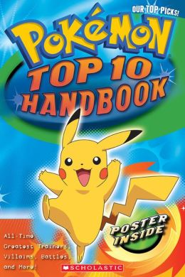Pokemon: Top Ten Handbook